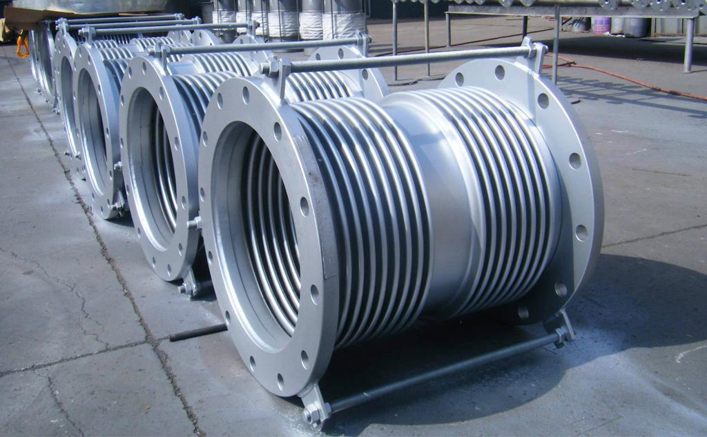 大口径金属波纹管生产制造业