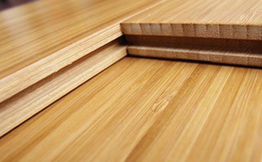 竹地板加工制造业